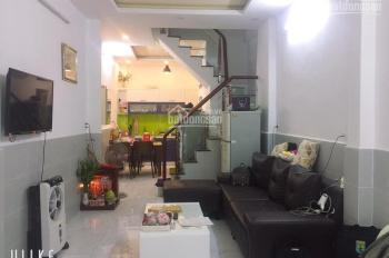 Nhà riêng phường 25 Bình Thạnh, 4.5x20m, 3 lầu mới đẹp giá 7.8 tỷ