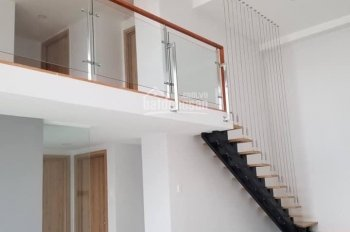 Cho thuê căn hộ La Astoria Q2 , 55m2 có lửng, 3PN - 3WC , Nhà mới có một số NT cơ bản, Giá 9.5tr/th