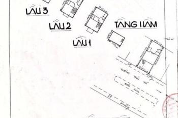 Chính chủ cho thuê nguyên căn khu biệt thự 43R Hồ Văn Huê - 090.190.6996