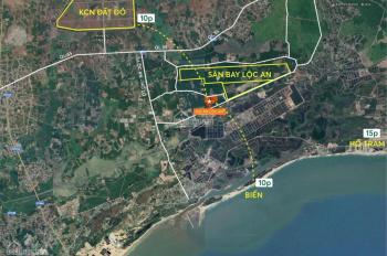 Bán đất gần sân bay Bà Rịa, giá chỉ từ 2 triệu/m2