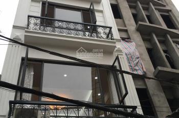 Chính chủ cần bán nhà ngõ 118 Đào Tấn dt 34m2 x 5t mới đẹp giá 3,6 tỷ
