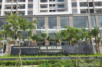 Bán chung cư Udic Westlake, Tây Hồ, giá gốc CĐT chỉ từ 3.2 tỷ căn 2PN/ 85m2, nội khu sân vườn rộng