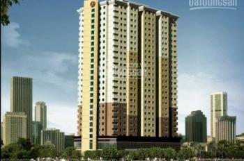 Bán căn hộ CC 16B Nguyễn Thái Học, Yết Kiêu, Hà Đông (CC Duyên Hải Bộ Quốc Phòng)