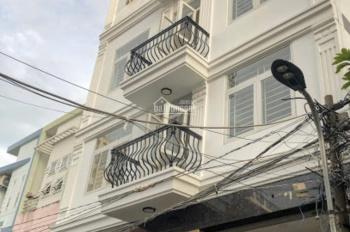 Bán tòa nhà 45 căn hộ dịch vụ cho thuê đường Huỳnh Tấn Phát, P.Phú thuận, Quận 7