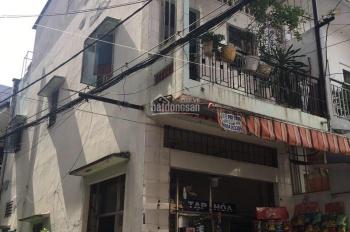 Bán nhà  góc 2 mặt hẻm đường Cách Mạng Tháng 8, Phường 5, Tân Bình. DT 36.5m2.
