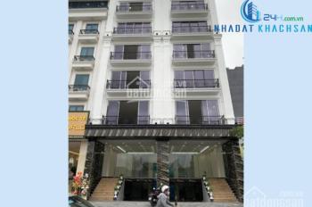 Bán tòa văn phòng 7 tầng mặt tiền 13m phố Nam Trung Yên