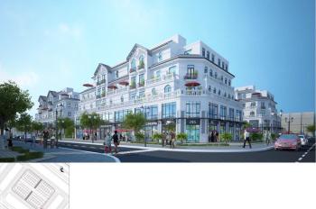 Cập nhật quỹ căn Shop TMDV Hải ÂU, San hô, Sao Biển đẹp, giá CĐT. Giá chỉ 7 tỷ. 0911 781 333