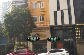 Cho thuê gấp nhà mặt phố Nguyễn Tuân, Thanh Xuân, DT 90m2, 6 tầng, MT 7m. LH: 0399.909.083