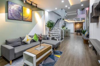 Bán nhà đẹp 3 tầng 3 mê kiệt ô tô Cù Chính Lan thông ra Hà Huy Tập, P. Hoà Khê, quận Thanh Khê