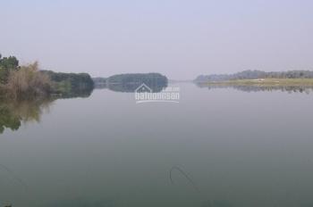 Mở bán siêu phẩm mặt hồ Đồng Mô cực đẹp chỉ 4 tỷ, hơn 4000m2 vườn bưởi trĩu quả, LH: 0974715503