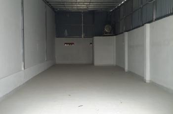 Cho thuê nhà cấp 4 mới xây, có thể làm kho xưởng sản xuất nhỏ hoặc mặt bằng kinh doanh và ở