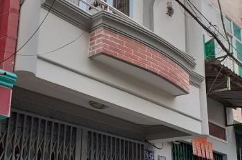 Bán nhà 1 trệt 2 lầu còn mới, hẻm 76/ Phùng Tá Chu, khu tên lửa, DT 3.65x8.6m. Liên hệ 0913.632.526