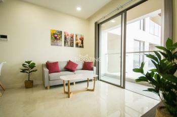 Cần cho thuê căn hộ 2 phòng ngủ tại Masteri Millennium, Quận 4. Giá 21,85tr/tháng. Miễn phí dịch vụ