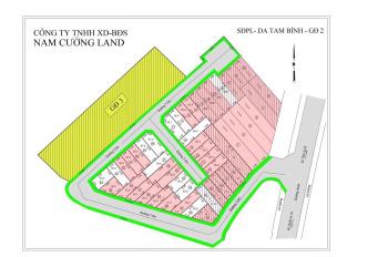Bán 1 lô đất Gò Dưa, Tam Bình, Thủ Đức, 4x12.6m. Giá 2.72 tỷ, không cống, cột