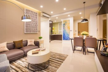 Cần bán gấp căn hộ tháp A tầng cao căn hộ Botanica Premier - full nội thất 2PN - 3.85 tỷ