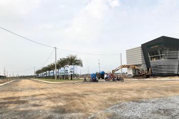 Cần bán đất sổ đỏ mặt tiền Nguyễn Văn Tạo nằm ngay sông Soài Rạp giá 16tr/m2 DT 80m2, LH 0908328568