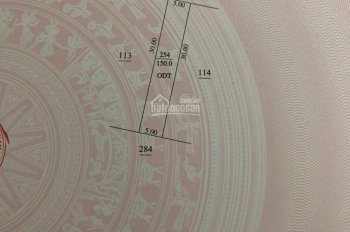 BÁN ĐẤT TP MỚI 5x30 ĐƯỜNG SỐ 55 GIÁ 1,850 TỶ