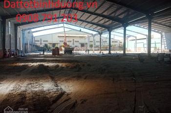 Cho thuê xưởng Khánh Bình Tân Uyên Bình Dương, Diện tích 4000m2  Giá 200 triệu/tháng