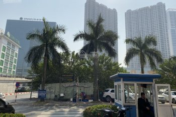 Mặt bằng kinh doanh phố Nguyễn Chánh. DT 160m2 - 310m2, lô góc, LH 0913651824