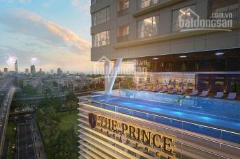Bán gấp căn hộ Prince, 2 phòng ngủ có sổ hồng, đầy đủ nội thất, giá 4.5 tỷ - LH xem nhà 0902974697