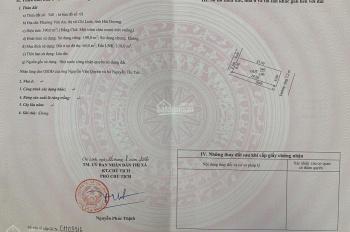 Cần bán đất tại khu dân cư Hữu Lộc - phường Văn An (Liên hệ: 0366.070.742)