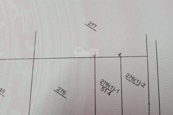 Bán đất mặt ngõ oto vào tổ 7 Phúc Đồng liền kề VimCom.DT:52m2 giá 2,2 tỷ