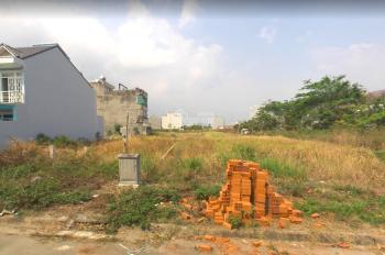 Chính chủ bán đất MT đường chợ Hưng Long, Bình Chánh, cách TT thành phố 15p. Giá chỉ 750 tr/ 100m2