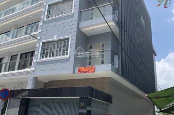 Nhà mặt tiền CMT8, P5, Tân Bình 4mx26m, nở hậu 4,2m