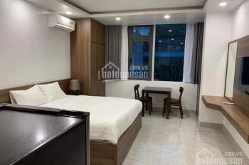 Mua Hotel mặt tiền Ký Con P. Nguyễn Thái Bình Q1 DT 4x18m, 1 lửng 8 lầu 19 phong penthouse nội