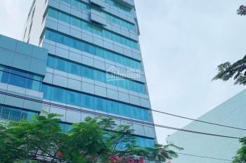 Tòa nhà văn phòng MT ngay Trường Sơn, P. 2, Q. Tân Bình - 1 hầm 8 tầng 1600m2 sàn, 091.668.9090