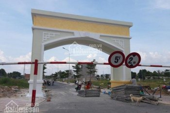 Bán đất chính chủ mặt tiền DT 743 Thuận An, ĐÃ CÓ SỔ, hỗ trợ ngân hàng, chiết khấu cao
