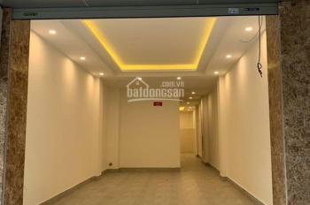 Cho thuê nhà ngõ 35 Cát Linh 63m2 x 2 tầng, MT4m, nhà mới thông sàn. Giá 23tr/th. LH: 0974433383