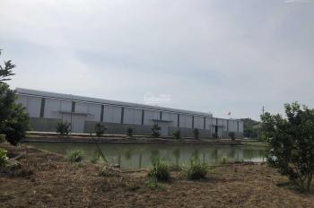 Cần bán lô đất 14.400m2 đất 50 năm & nhà xưởng 3.100m2 kiên cố - có thể làm xưởng sản xuất hoặc kho