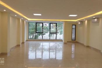 Cho thuê MBKD 140m2 x 2 tầng, mặt tiền 8m, mặt phố Nguyễn Văn Huyên, Cầu Giấy, HN. Lh: 0866 613 628