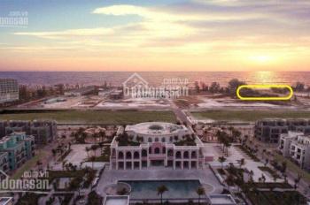 Bán đất TT Bãi Trường Phú Quốc 16.000m2, mặt biển 102m, xây khách sạn 10 tầng, đường lớn 24m