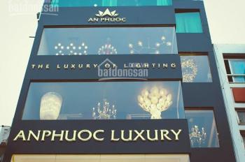 Cho thuê nhà mặt phố Nguyễn Khuyến 32m2 x 6 tầng, mặt tiền 5m. Giá 25tr/tháng. LH: 0974433383