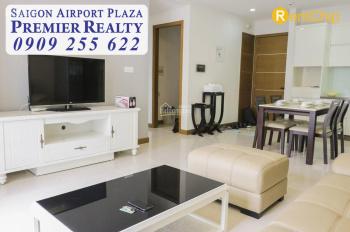 Giá cực tốt căn hộ 2PN, 95m2 Sài Gòn Airport Plaza chỉ 16,5 tr/th, đủ nội thất. LH 0909 255 622