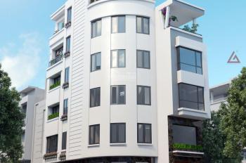 Bán nhà 6 tầng 45m2 ngõ 10 Võng Thị, Bưởi, Tây Hồ đường vòng quanh ô tô tránh 3m 6,1 tỷ