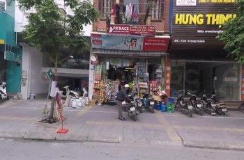 Cho thuê nhà MP Trung Kính dt T1=50m, T2=70m, mt 5,5m giá 50 tr