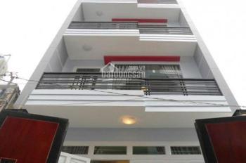 Bán gấp nhà MT đường Ký Con, P. Nguyễn Thái Bình, Q. 1, DT: 4.5x20m, 3 lầu liên hệ: 0902.389.186
