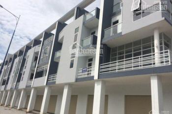Bán nhà trung tâm thành phố Mới Bình Dương, mặt tiền đường Lê Lợi 3 lầu 1 trệt. LH: 0901544301