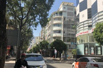 Bán nhà mặt tiền đường Trương Định, Bến Thành, Q1. DT 8.4x25.5m
