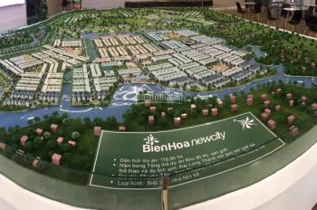 Chính chủ cần bán đất nền sổ đỏ Biên Hòa New City ngay trung tâm TP Biên Hòa giá 1.3 tỷ, 0937366638