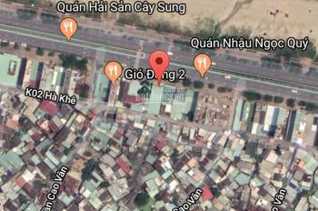 Chính chủ cần bán gấp 1 cặp mặt tiền Nguyễn Tất Thành gần Hà Khê, liên hệ: 0905504093