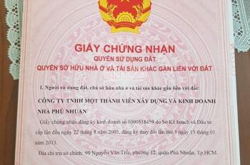 Chính chủ cần bán nền đất của dự án Phú Nhuận 135m2, giá 69tr/m2. LH: 0917 02 02 05 - Thủy
