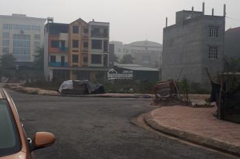 Bán đất Đại Thịnh Mê Linh Hà Nội Kinh doanh 202m2 giá 5.7 tỷ. LH 0966.106.881