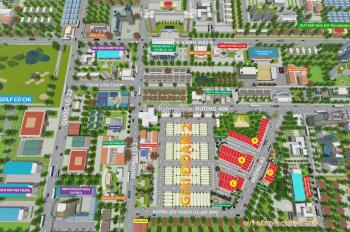 Bán 5 suất nội bộ dự án Sun City Củ Chi mặt tiền TL2 Phước Vĩnh An giá gốc chủ đầu tư LH 0906804505