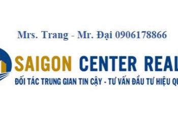 Bán mặt tiền gần Lê Lợi Bitexco Q. 1, 12mx30m