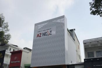 cho thuê nhà nguyên căn mặt tiền Hừng Vương gần Trần Bình Trọng 8x25m 4 tầng, nhà đẹp