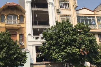 Tôi cần cho thuê nhà mặt phố Mạc Thái Tông, 65m2, 1 hầm, 7 nổi, mt 5,5m giá 65tr